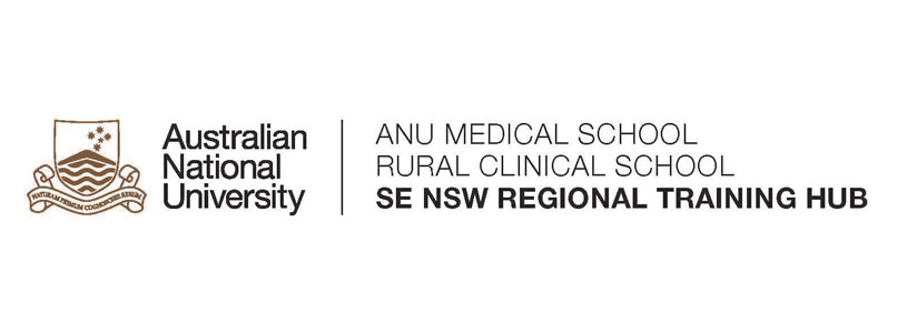 ANU Rural Clinical School SE NSW Regional Training Hub