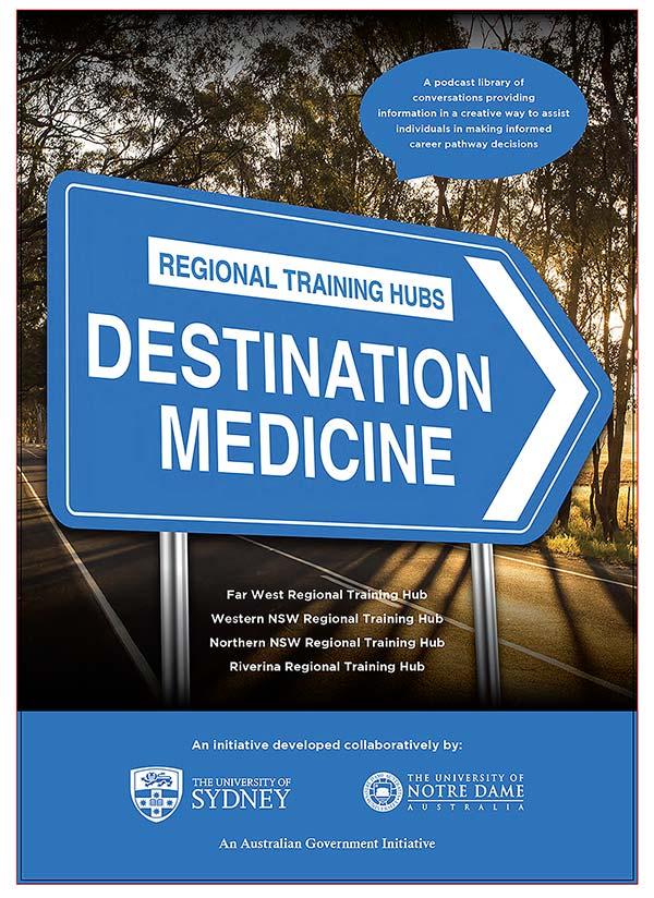 Destination Medicine Banner