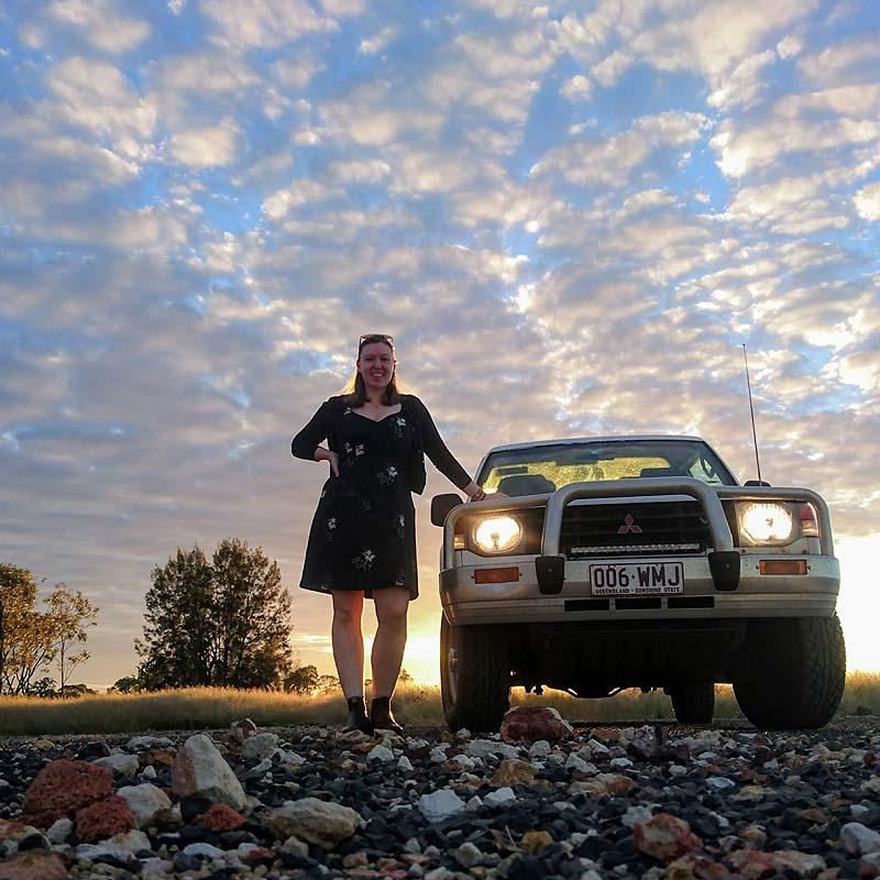 Unwavering - Bree Gardoll, the girl from Goondiwindi
