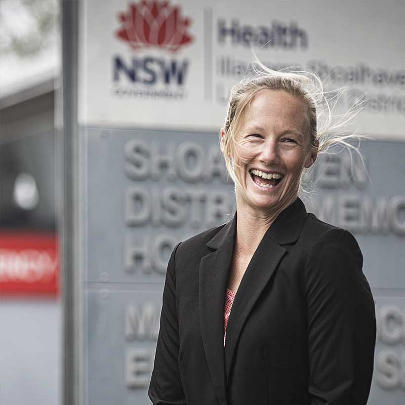 Travelling full circle – from birth to geriatric specialist at Shoalhaven Hospital