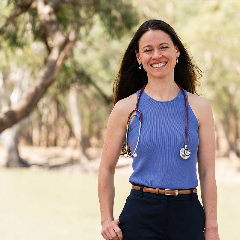 The slow percolation of a medical career: Dr Rachel James' journey to GP Obstetrician