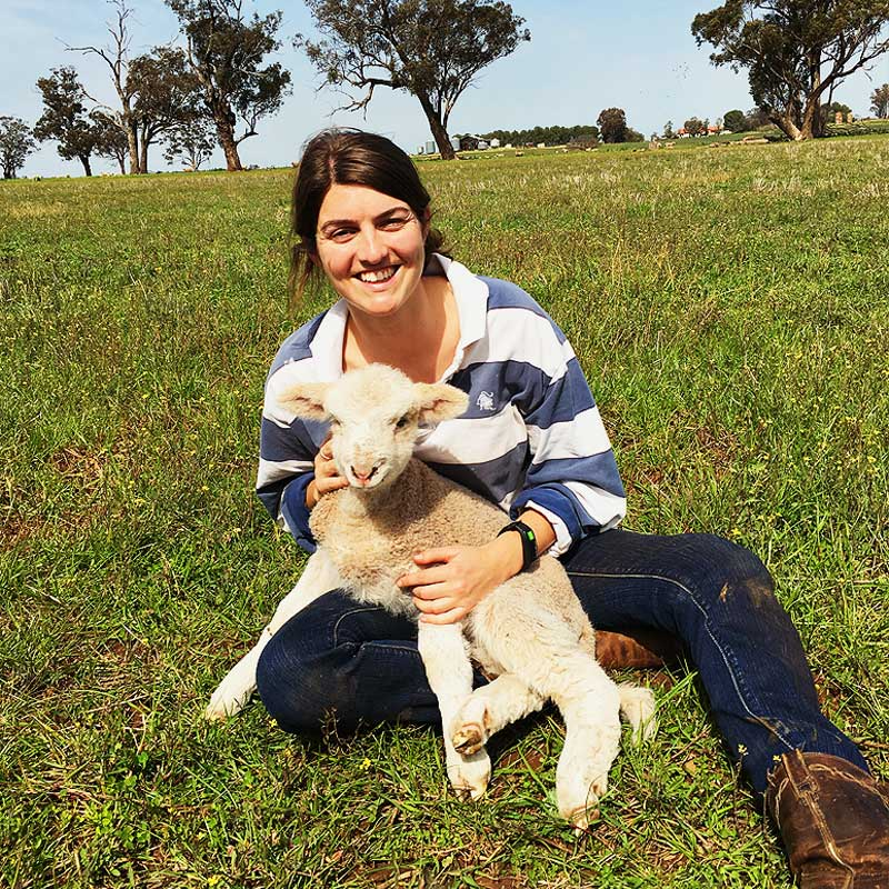 """Resilience and a """"go for it"""" spirit: attributes that count for Lily Hogan, a girl from the Riverina"""